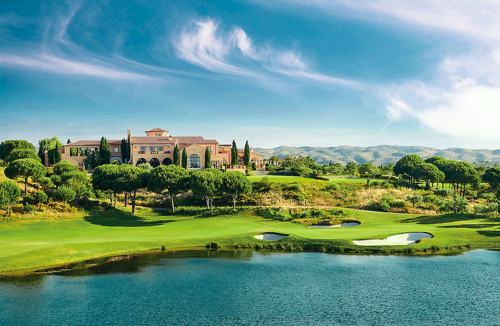 The Best Golf Hotels in the Algarve