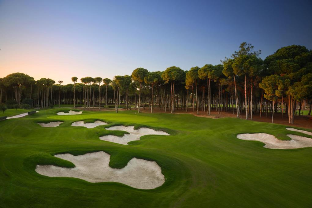 Carya Golf Club Holidays