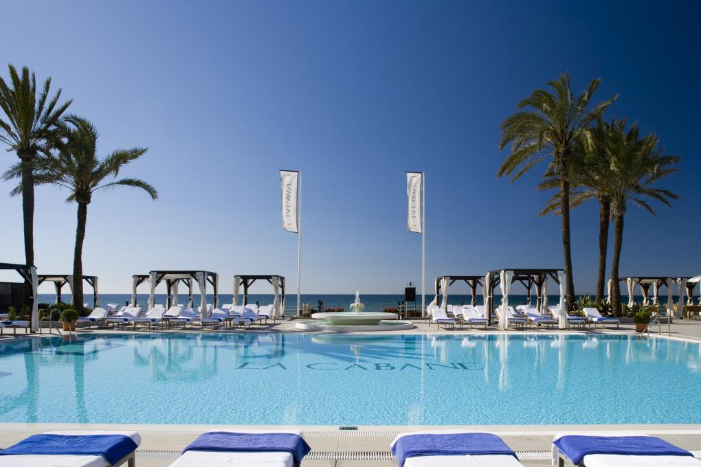 Los Monteros Spa & Golf Resort Hotel