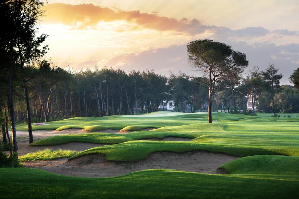 Montgomerie Maxx Royal Golf Club Holidays