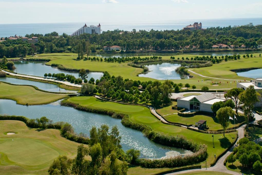 PGA Sultan Course, Antalya Golf Club Holidays