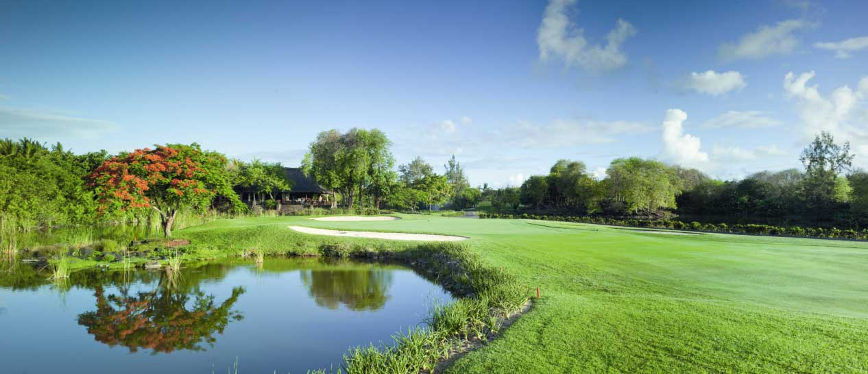 The Legend Golf Course |  Belle Mare Plage Golf Club Holidays