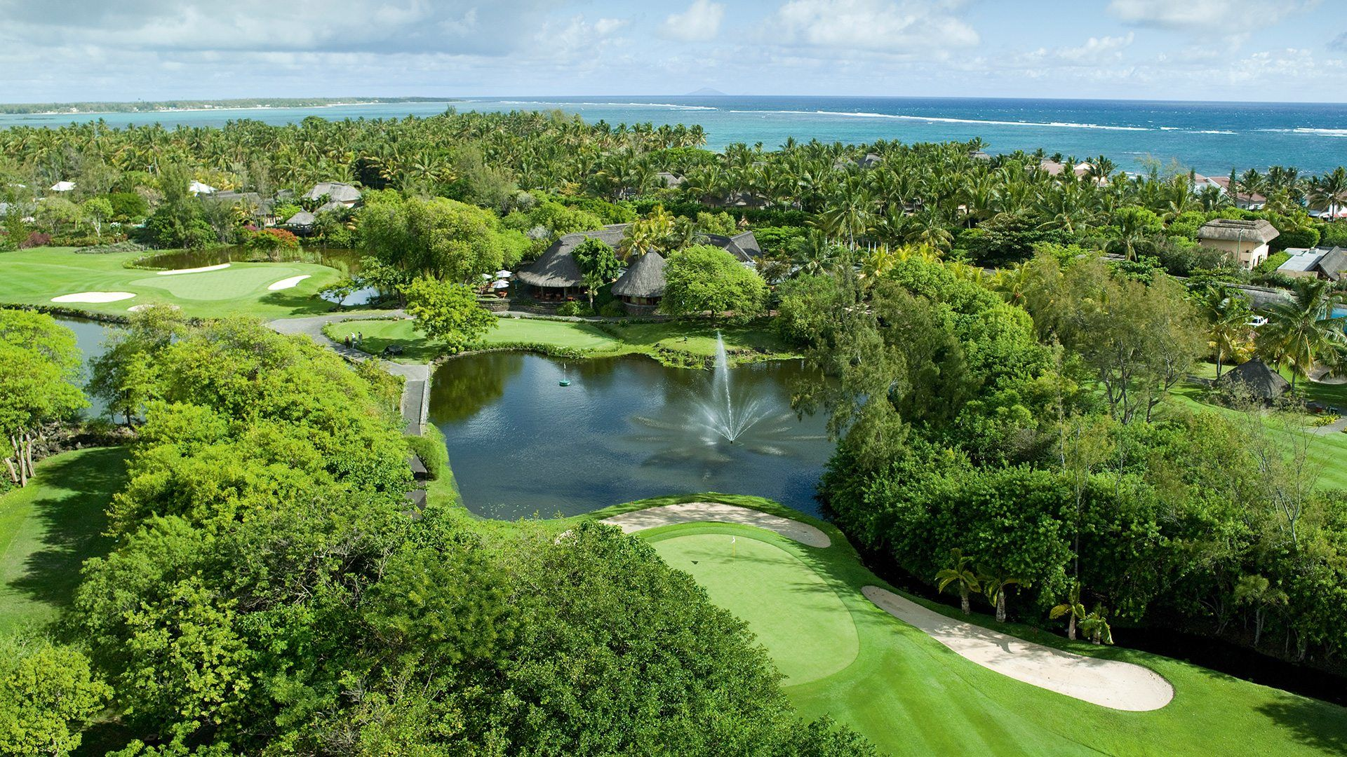 Links Golf Course |  Belle Mare Plage Golf Club Holidays