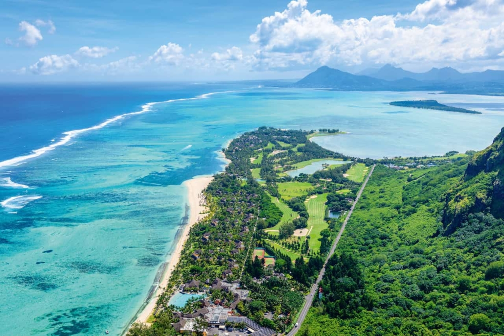 The Best Golf Courses in Mauritius
