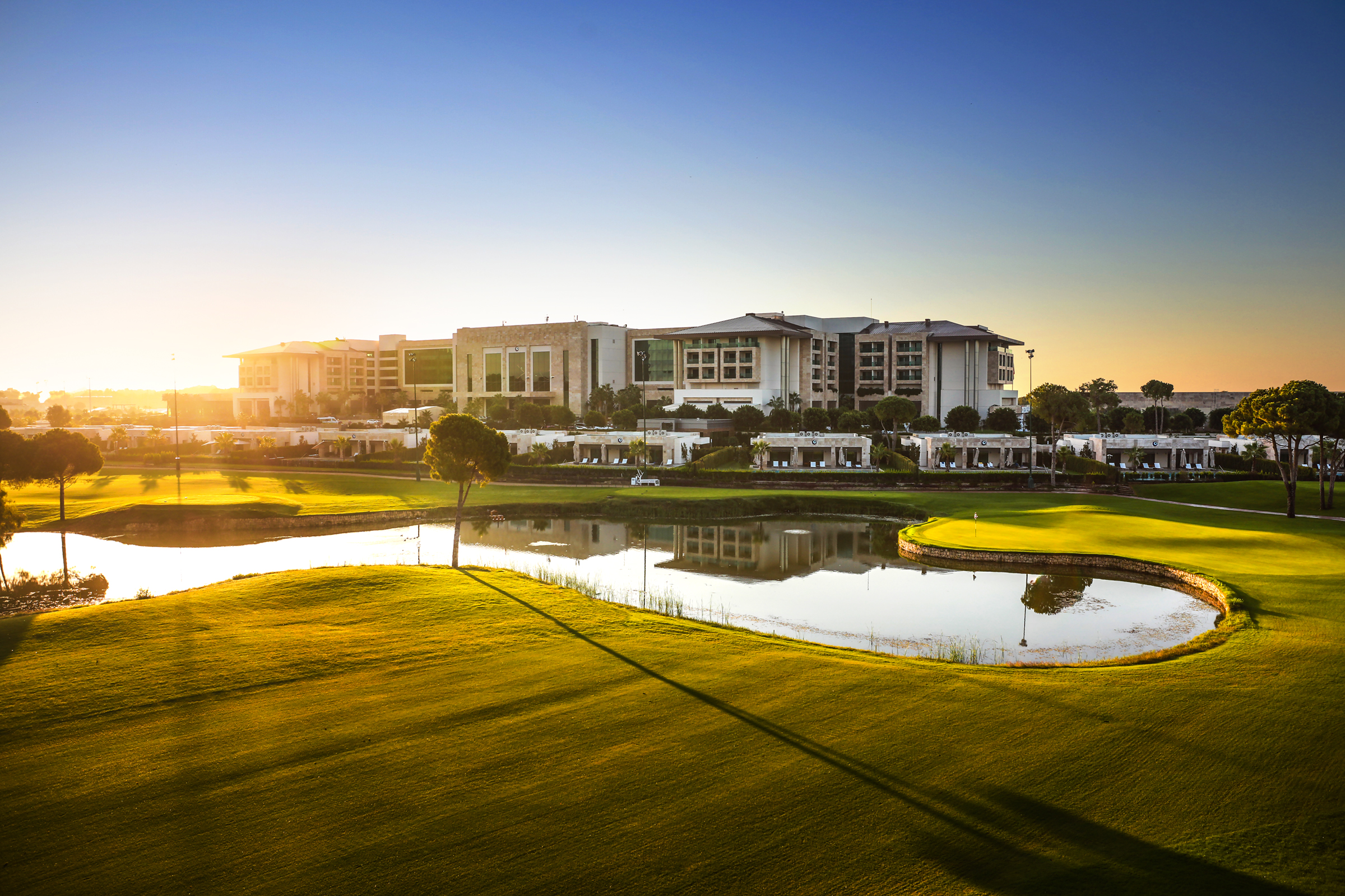Best All Inclusive Turkey Golf Resorts