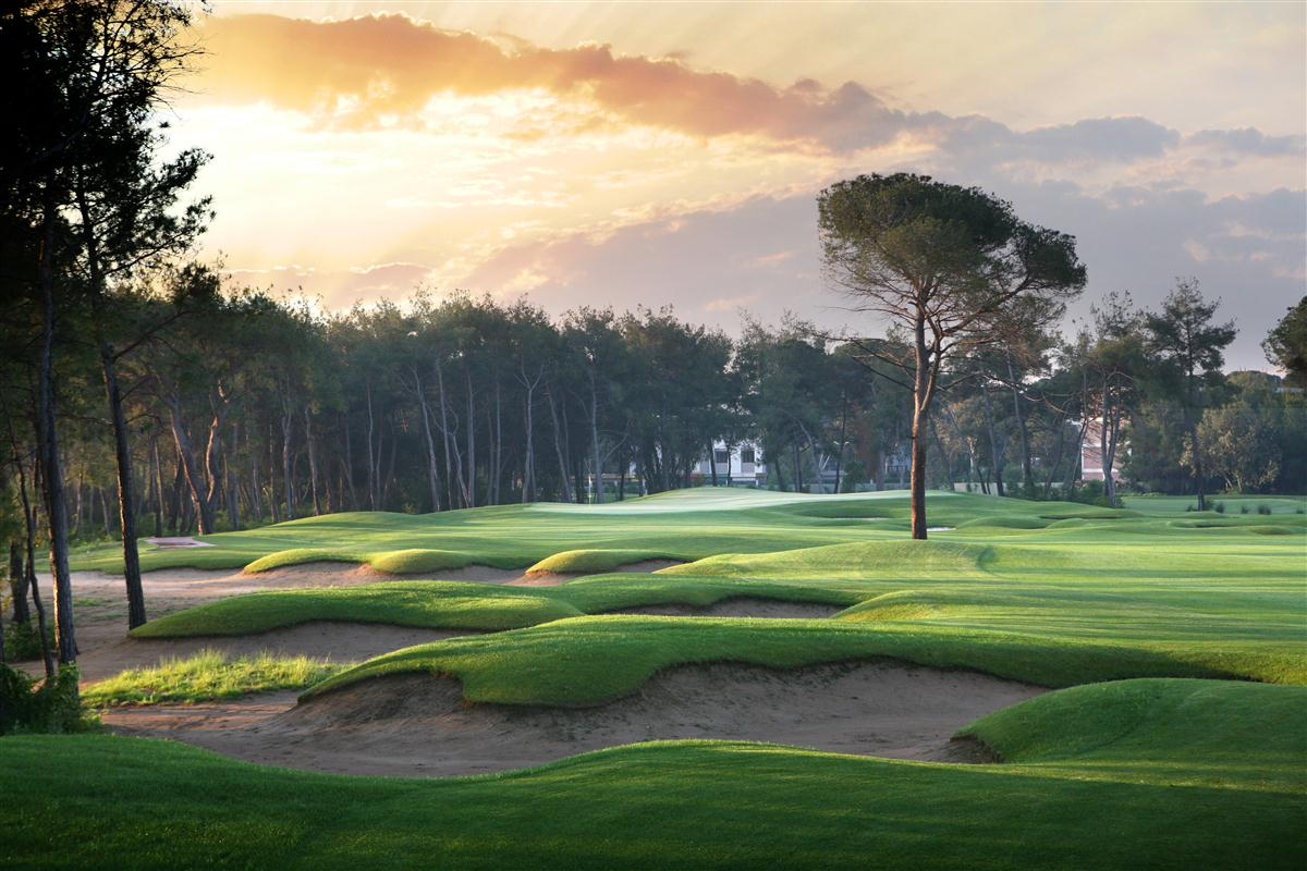 Best Golf Courses in Belek